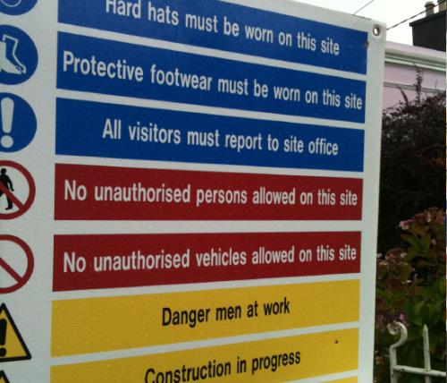 expertsafety signage